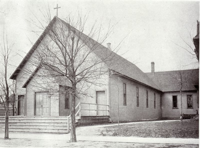 Original Church of the Ascension, built 1890