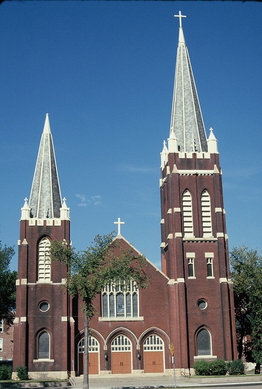 Church of the Ascension ca. 2010