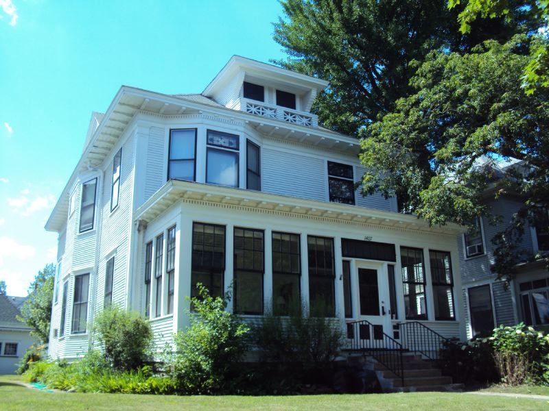 1407 Fremont Avenue North; John Pauly house, ca. 2010