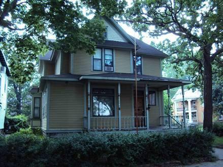 1625-27 Dupont Avenue, ca. 2010; east facade