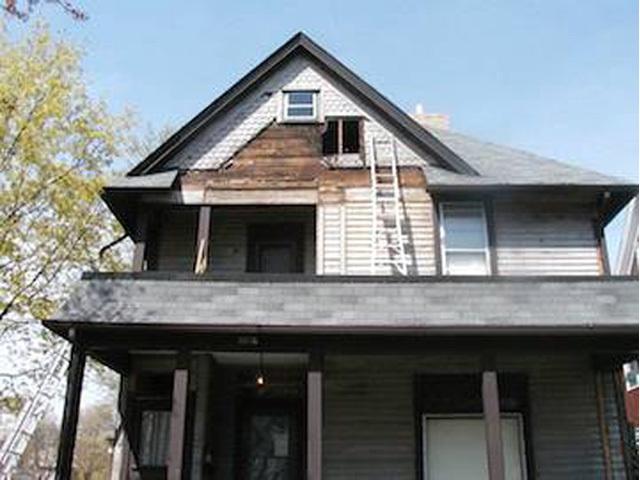 1601 Dupont Avenue North, beginning restoration ca. 2004