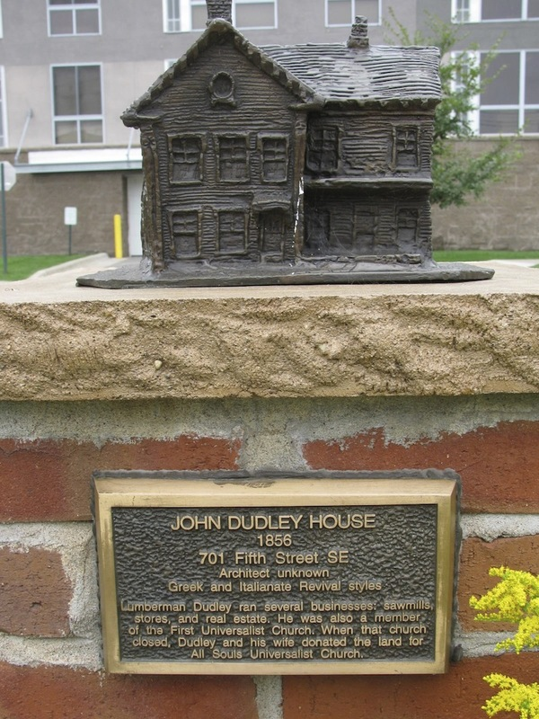 John Dudley House Sculpture