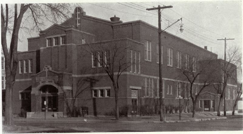 Ascension Club ca. 1940