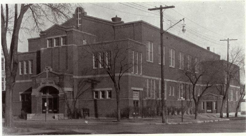 Ascension Club ca. 1940