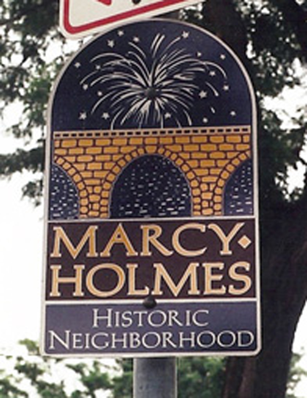 Marcy-Holmes, Historic Neighborhood