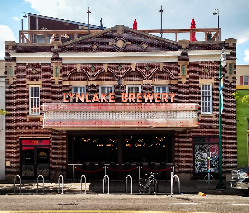 Lynlake Brewery (The Lyndale Theater)