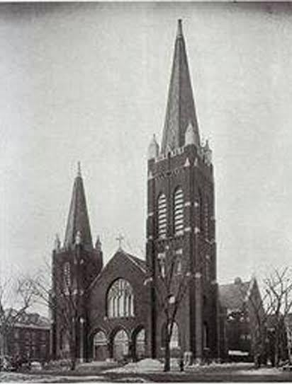 Church of the Ascension ca. 1940