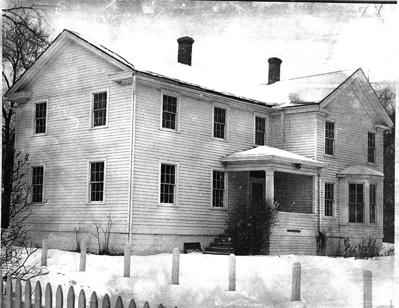 Banfill House, built 1847