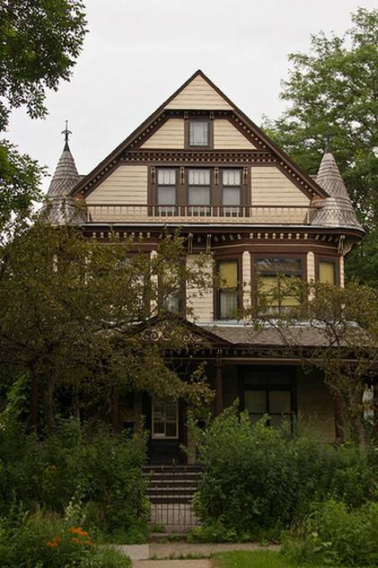 1514 Dupont Avenue North: John Lohmar House, ca. 2010