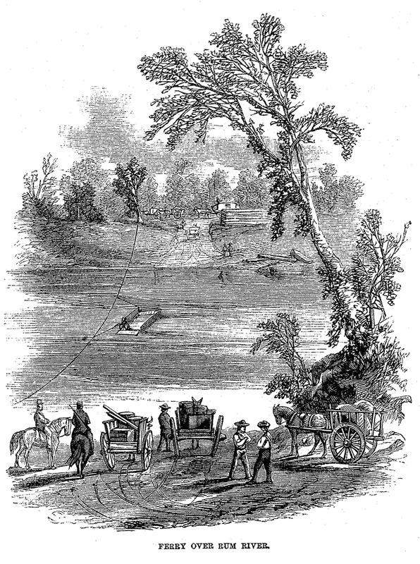 Rum River Ferry