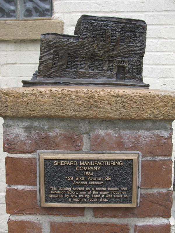 Shepard Manufacturing Company Sculpture