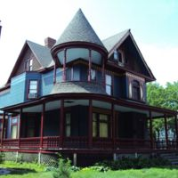 1425 Dupont Avenue North: Frederick Stevens Home, ca. 2010